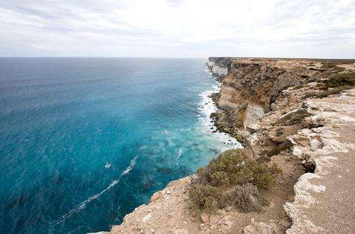 Nullarbor region once full of fast-flowing rivers