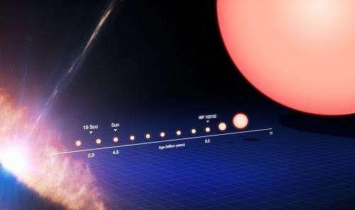Oldest solar twin identified