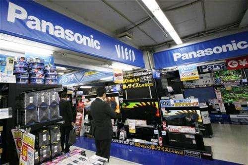 Panasonic reports big loss but forecasts profit