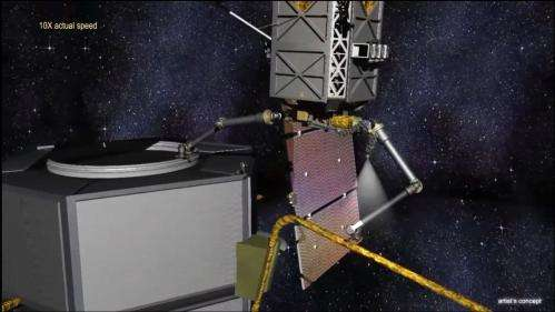 Phoenix rising: New video shows advances in satellite repurposing program