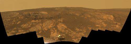 NASA's veteran Mars rover ready to start 10th year