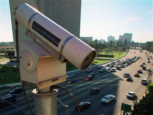 Police, politicians push surveillance post-Boston