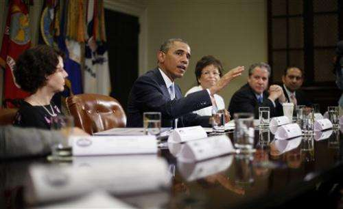 Power plant limits at center of Obama climate plan