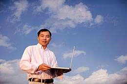 Professor sees clouds as key to better weather forecast, climate predictions