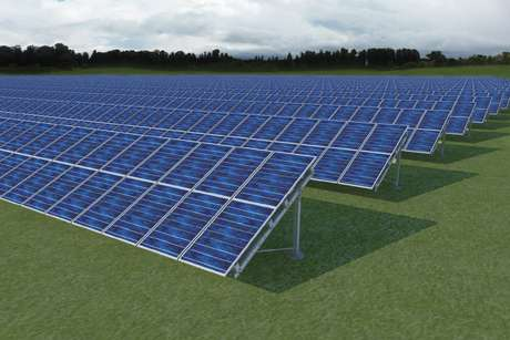 Proposed solar array offers a bright energy future