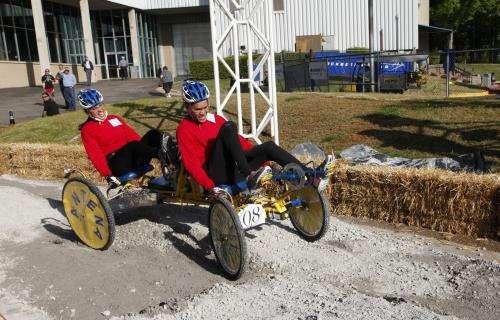 Puerto Rico teams take top spots at 20th NASA great moonbuggy rac