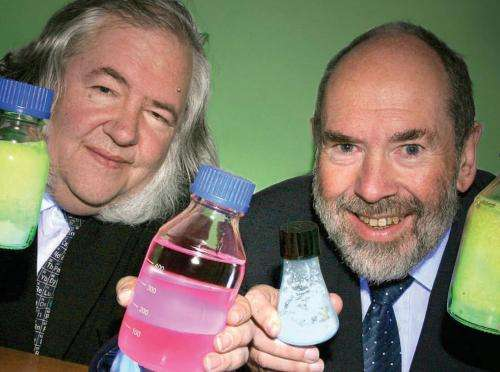 Queen's 'super solvents' voted 'Most Important British Innovation of the 21st Century'
