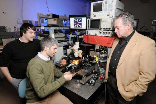 Radar advance: Acoustic time delay device could reduce size and cost of phased array systems