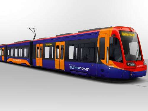Rail researchers work on UK's first Tram-Train scheme