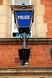 Replace police stations with 'cops in shops'