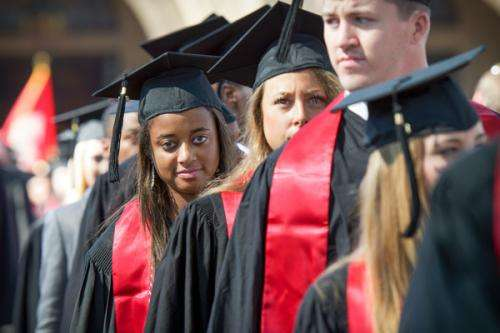 Report says college degree is an advantage during the recession