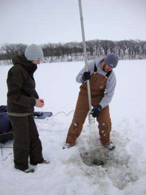 Researchers find sediment deposits increasing in Iowa lakes despite conservation efforts