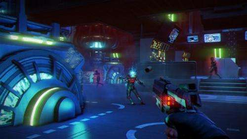 Review: 'Blood Dragon' a blast of pure '80s mayhem