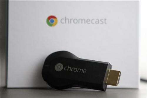 Review: Chromecast streams media at a nice price