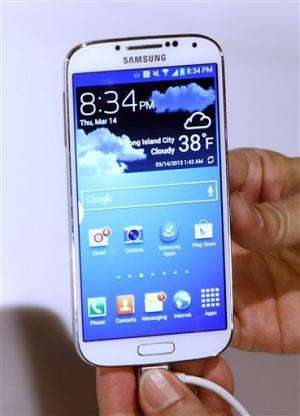 Review: Galaxy S4 decent, but filled with gimmicks