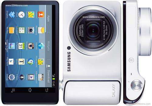 Review: Samsung fuses tablet, camera