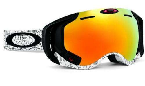 Review: Skiing stats before your very eyes with Oakley goggles