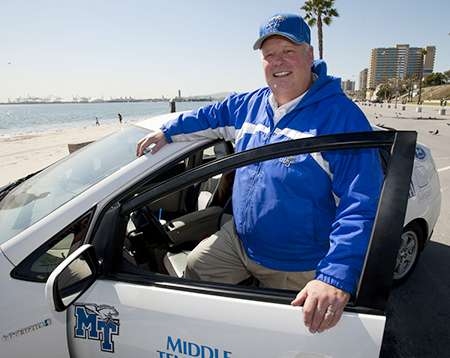Ricketts plans ultimate road trip: coast-to-coast and gas-free