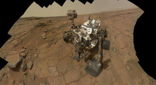 Rover team working to diagnose electrical issue