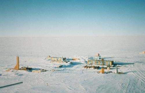 Russians announce retrieval of first clean ice sample from Lake Vostok