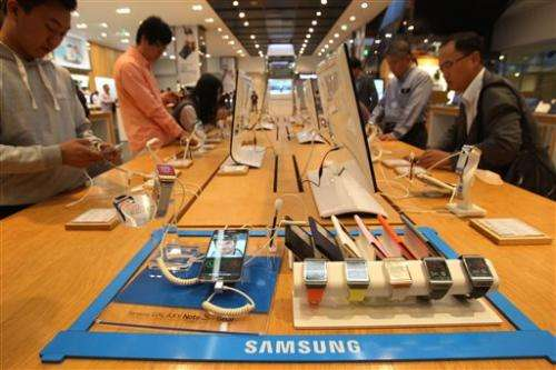 Samsung to expand devices that work with Gear