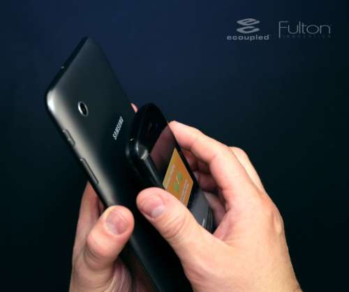 Fulton Innovation offers device-to-device wireless charging demo at CES