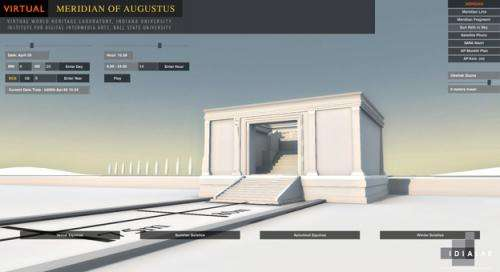 Simulation helps unravel ancient Roman puzzle