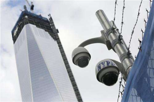 Since 9/11, life _ and surveillance _ made easier