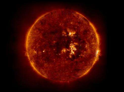 Solar forcing effect on climate change 'extremely small'