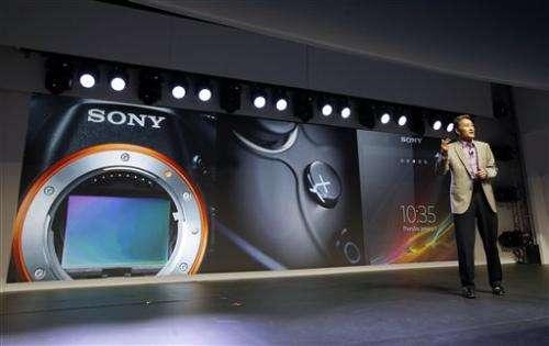 Sony uses movie studio to press ultra-HD advantage