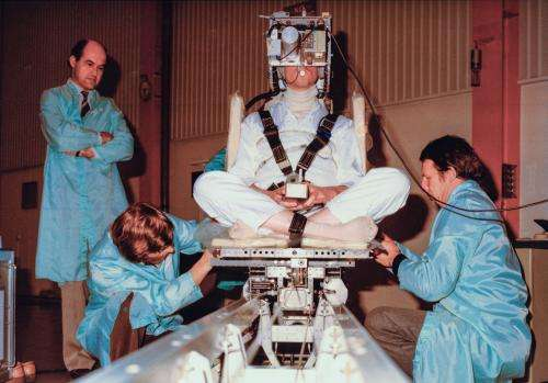 Spacelab Sled