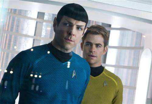 Space not the final frontier for viewing movies