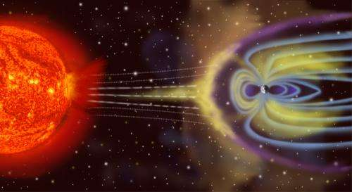 Space weather research to look at energy distribution