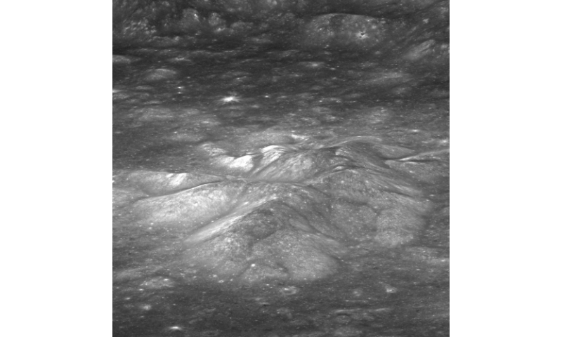 Spectral analysis reveals Moon might have had water when it was formed