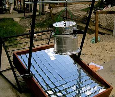 Sterilizing with the sun: Solar concentrating system could replace fuel-powered or electric devices in remote villages