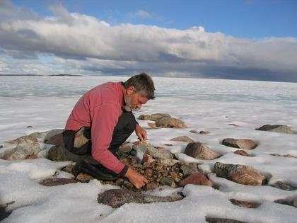 Study shows unprecedented warmth in Arctic