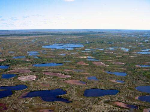 Subarctic lakes are drying up at a rate not seen in 200 years
