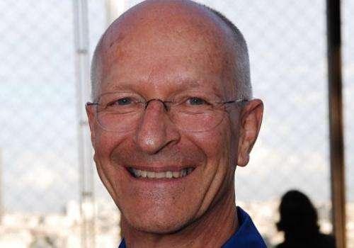 Swiss cosmonaut Claude Nicollier on June 15, 2007, in Paris