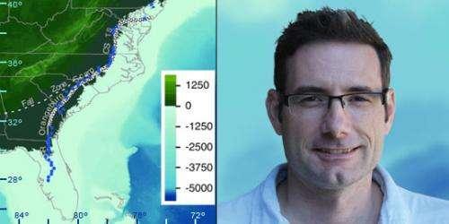 Syracuse University professor argues Earth's mantle affects long-term sea-level rise estimates
