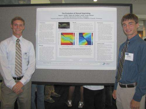 Tennessee high school students publish in top science journal