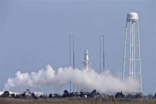 Test launch of private rocket scrubbed in US