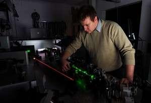 The art of amplification: a desktop-size 10 terawatt laser