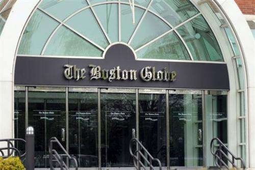 The Boston Globe headquarters are seen May 4, 2009 in Dorchester, Massachusetts