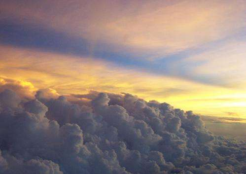 The Long and Rich Life of Tropical Clouds