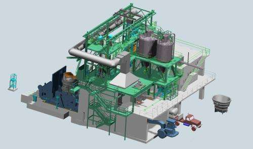 The new HM De-S system concept from Siemens for hot metal desulfurization