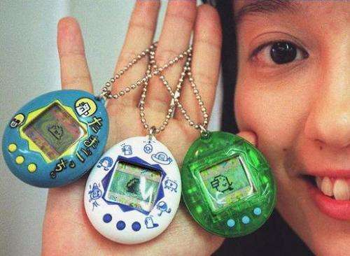The original Tamagotchi toys were introduced in the 1990s, with 40 million sold between 1996 and 1999