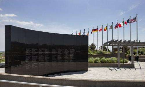 "The ""TWA 800 International Memorial,"" dedicated to the 230 people who died when the plane crashed in 1996"