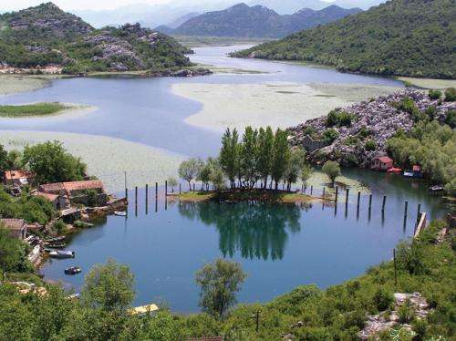 The splendid Skadar Lake (Montenegro and Albania), surprises with new species of snails