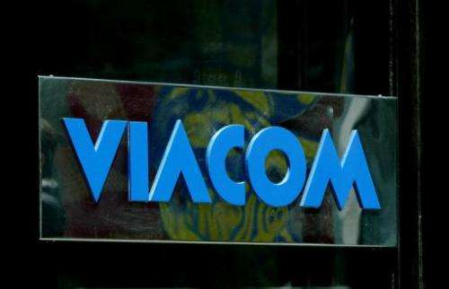 The Viacom company headquarters in New York City