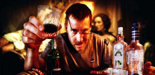 Tipsy tottering, sunlight and the smell of coffee: it's all random